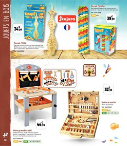 Catalogue JouéClub Noël 2016 page 82