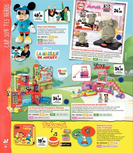 Catalogue JouéClub Noël 2016 page 94