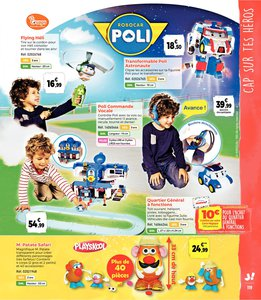 Catalogue JouéClub Noël 2016 page 119