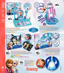 Catalogue JouéClub Noël 2016 page 122