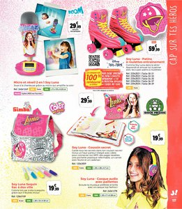 Catalogue JouéClub Noël 2016 page 137