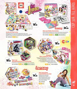 Catalogue JouéClub Noël 2016 page 139