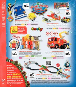 Catalogue JouéClub Noël 2016 page 180