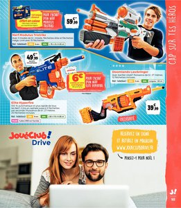 Catalogue JouéClub Noël 2016 page 183