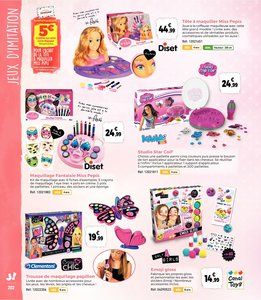 Catalogue JouéClub Noël 2016 page 202