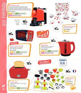 Catalogue JouéClub Noël 2016 page 208
