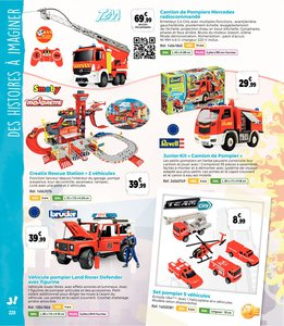 Catalogue JouéClub Noël 2016 page 228