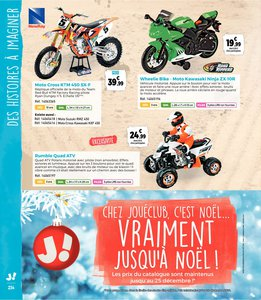 Catalogue JouéClub Noël 2016 page 234