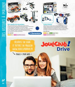 Catalogue JouéClub Noël 2016 page 244