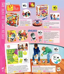 Catalogue JouéClub Noël 2016 page 274