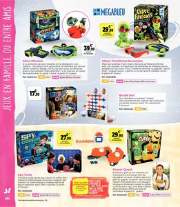 Catalogue JouéClub Noël 2016 page 280