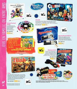 Catalogue JouéClub Noël 2016 page 284