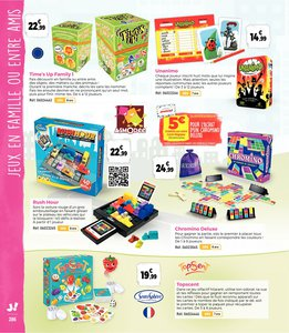 Catalogue JouéClub Noël 2016 page 286
