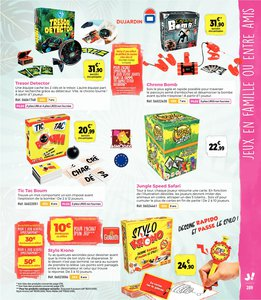 Catalogue JouéClub Noël 2016 page 289