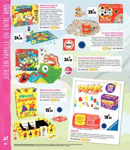 Catalogue JouéClub Noël 2016 page 290