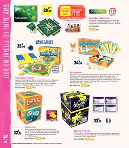 Catalogue JouéClub Noël 2016 page 292