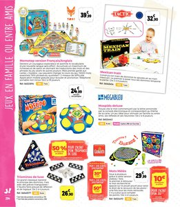 Catalogue JouéClub Noël 2016 page 294