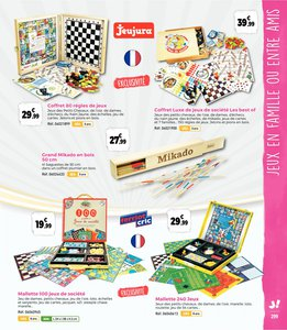 Catalogue JouéClub Noël 2016 page 299