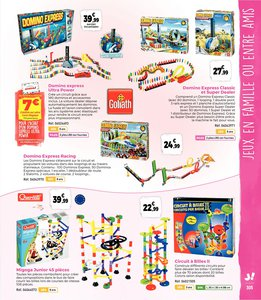 Catalogue JouéClub Noël 2016 page 305