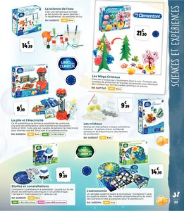 Catalogue JouéClub Noël 2016 page 313