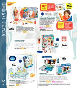 Catalogue JouéClub Noël 2016 page 314