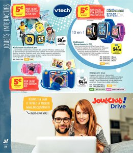 Catalogue JouéClub Noël 2016 page 318