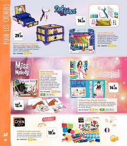 Catalogue JouéClub Noël 2016 page 328