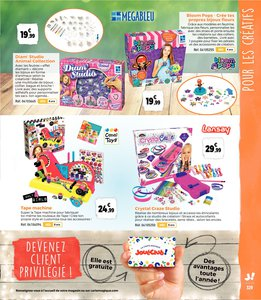 Catalogue JouéClub Noël 2016 page 329