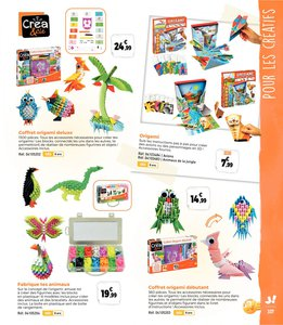 Catalogue JouéClub Noël 2016 page 337
