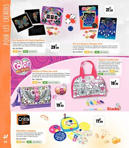 Catalogue JouéClub Noël 2016 page 340