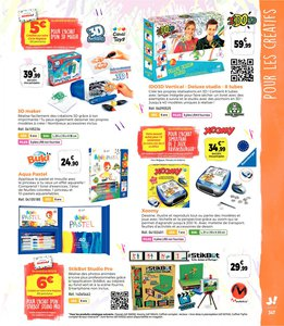 Catalogue JouéClub Noël 2016 page 347