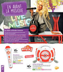 Catalogue JouéClub Noël 2016 page 348