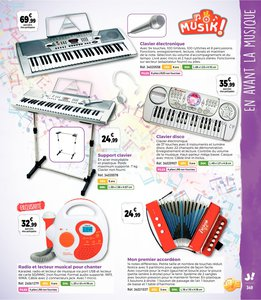 Catalogue JouéClub Noël 2016 page 349
