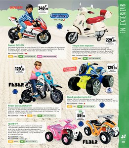 Catalogue JouéClub Noël 2016 page 365