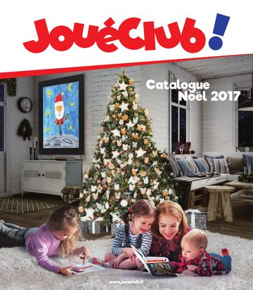 Catalogue JouéClub Noël 2017