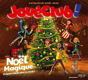 Catalogue JouéClub Noël 2020