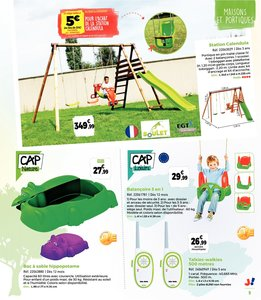 Catalogue JouéClub plein air printemps-été 2017 page 9