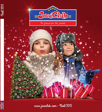 Catalogue JouéClub Noël 2015