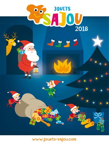 Catalogue Jouets Sajou Noël 2018