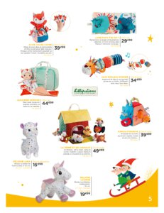Catalogue Jouets Sajou Noël 2019 page 5