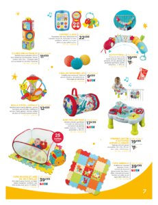 Catalogue Jouets Sajou Noël 2019 page 7