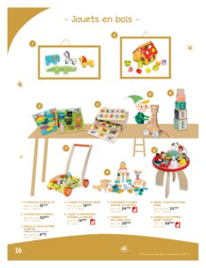 Catalogue Jouets Sajou Noël 2019 page 16