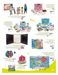 Catalogue Jouets Sajou Noël 2019 page 19