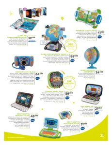 Catalogue Jouets Sajou Noël 2019 page 21