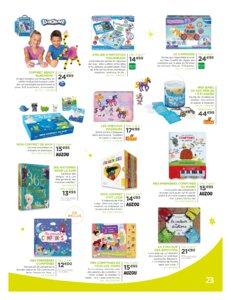 Catalogue Jouets Sajou Noël 2019 page 23