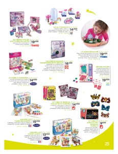 Catalogue Jouets Sajou Noël 2019 page 25