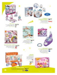 Catalogue Jouets Sajou Noël 2019 page 26