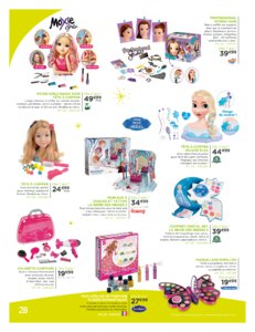 Catalogue Jouets Sajou Noël 2019 page 28