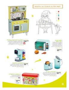 Catalogue Jouets Sajou Noël 2019 page 31