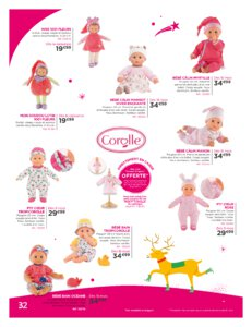 Catalogue Jouets Sajou Noël 2019 page 32